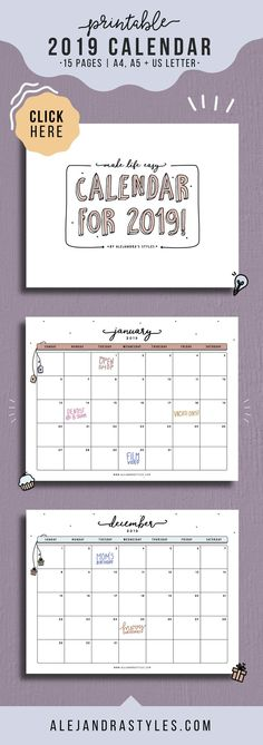 218 best Weekly planner images on Pinterest in 2018