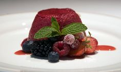puddings | Summer pudding as served at Quo Vadis in London. Photograph: Katherine ...