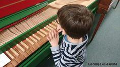 Conoces los beneficios de la música para los niños??