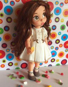 Vestidos Para Nancy de Chus Garcia: Bella con su vestido de pique