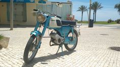 Casal  50cc Portuguese motorcycle