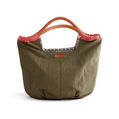 Pacific Tote - Olive | Serena & Lily