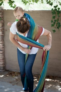 Babywearing International of Phoenix: Carry of the Month: May; Shepherd's Carry