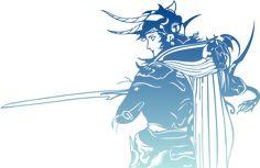 Final Fantasy 1 Logo without words for details ------- Original Final Fantasy I logo by eldi13.deviantart.com on @deviantART