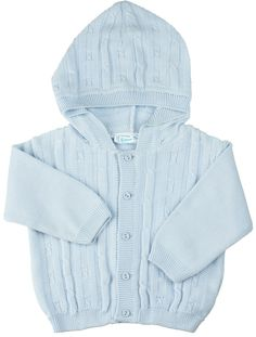 38c457523699 Feltman Brothers - Hooded Cable Cardigan