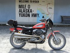 Harley Davidson Sportster Off Road Conversions