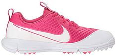 These water resistant womens explorer 2 spikeless golf shoes by nike feature a midfoot webbing system to provide added support! Nike Womens Golf, Womens Golf Shoes, Nike Golf, Golf Books, Nike Shoes, Sneakers Nike, Spikeless Golf Shoes, Golf Gifts, Best Player