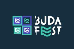"""다음 @Behance 프로젝트 확인: """"Budafest Branding"""" https://www.behance.net/gallery/44004229/Budafest-Branding"""