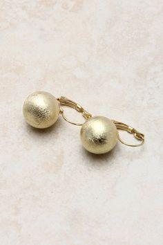 Gold Dotti Earrings | Emma Stine