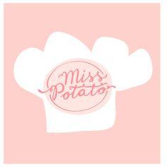 Miss Potato logo www.heytypeme.com