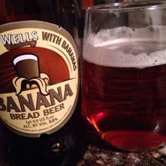 Banana Bread Beer - Wells & Young's Brewery