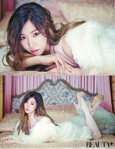 Team ☆ εїз TaeTae εїз (151126 Tiffany @ BEAUTY+ [PINK FANTASY 티파니는 더...)