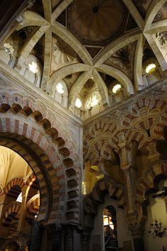 Masjid in, Cordoba Spain