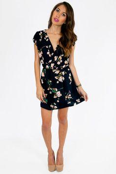 Floral Fusion Dress ~ TOBI