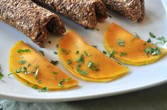 Raw Food Wednesday: Spring Rolls and Gyoza