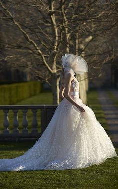 M'O Wedding & Bridal: The Viola Gown from the Vera Wang Bridal SS17 trunkshow