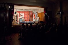 'Guru of Chai' - touring performance - 2011 Festival of Colour Arts Festival, Wanaka, New Zealand