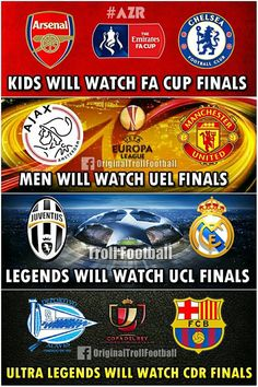 """""""Which Finals Are You Going to Watch? ;)  """""""