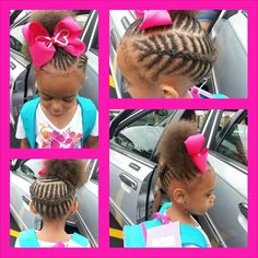 natural hair ...kids hair