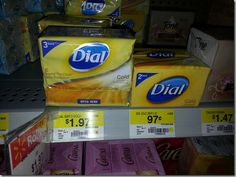 Dial Soap 3 Packs Ju