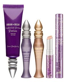 Urban Decay Primer Potions Collection - These products are INCREDIBLE your makeup will last 12+ hours Im scrapping the sides of the ones I have left so a must this Christmas