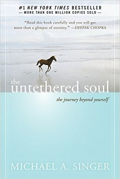 Amazon.com: The Untethered Soul: The Journey Beyond Yourself (9781572245372): Michael A. Singer: Books  https://www.amazon.com/gp/product/1572245379/ref=as_li_qf_sp_asin_il_tl?ie=UTF8&tag=trighippelitb-20&camp=1789&creative=9325&linkCode=as2&creativeASIN=1572245379&linkId=5aab7ff7c17d6b6885c39fccbd82f81b