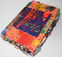 Jennibellie Studio: The Weirdo Art Book