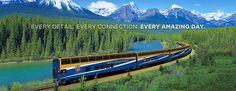 Essential Rockies by Train