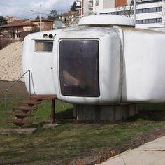 Confortable et fonctionnelle, la maison Bulle de Jean-Benjamin Maneval