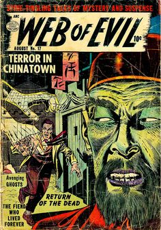 web of evil 17 by retro-space, via Flickr