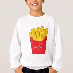 Fry Family Sweatshirt - family gifts love personalize gift ideas diy
