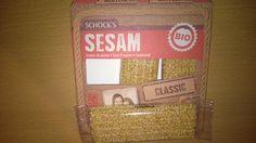 Schock´s Sesam Riegel