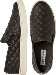 Steve Madden ~ seriously stylish sneaks