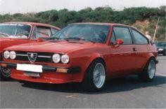 Alfa Romeo Alfasud Classic Car - Car Picture Collection
