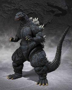 Godzilla 2015, Bandai, S.H.MonsterArts,