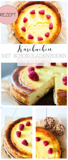Die 123 Besten Bilder Von Kuchen Mit Keksboden Cake Recipes