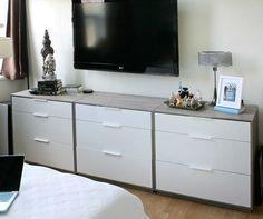 Askvoll similar. Ikea Nyvoll dressers