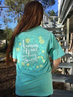 Anna Grace T-Shirt Amazing Grace - Short Sleeve