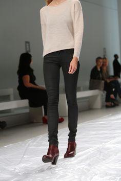 @Gabriel Garber (reddish) brown and black!