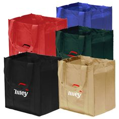 Big Shopper Grocery Bag / 16088   An attractive eco-friendly shopper tote!  As low as: $1.47