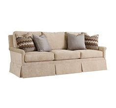 Refinements Sofa from the Refinements Custom Upholstery collection by Henredon Furniture