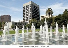 plaza de cesar chavez is a small park in downtown san jose california usa named after cesar chavez in San Jose California, California Love, California Places To Visit, Mount Whitney, Cesar Chavez, Bank Of America, Santa Clara, Live In The Now, Best Cities