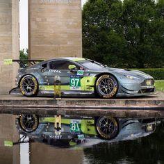 Aston Martin 2017 Le Mans GTE-PRO winner