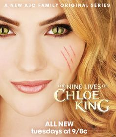 Beautiful day is the tenth the nine lives of chloe king episode. Watch nine lives of chloe king full episodes. Abc family may have canceled nine lives of chloe king after its all-too-brief. Abc Family, Buffy, Doctor Who, Series Gratis, Science Fiction, Chloe King, Trailer Oficial, Plus Tv, Romantic Movies
