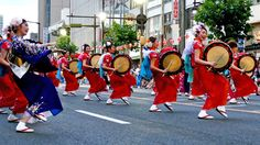 盛岡さんさ踊り2016 Morioka Sansa Odori Festival