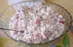 A salad diet!!!