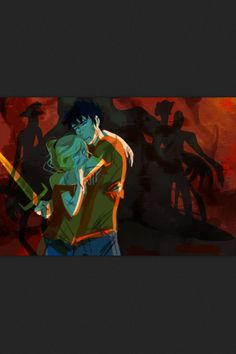 no!!!!!! don't fall into tartarus percabeth no i was ...