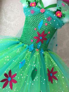 Disney Frozen FEVER Inspired Elsa Short Tutu Dress. Handmade To Order. Any Size | eBay