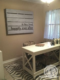 How I picked the perfect size rug... for me | Happily Ever After Etc
