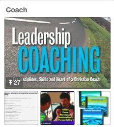 My best practice board on coaching